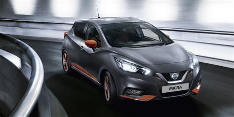 nissan new performance new nissan micra city car small car nissan