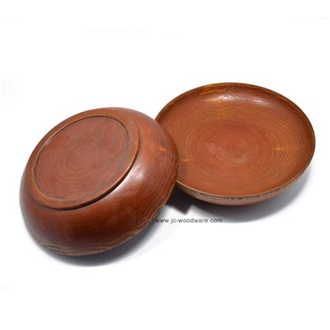 Wood Plate Wp 022 3 jc woodware wooden tableware products supplier in china