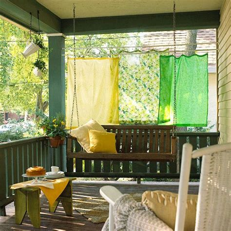 patio screen material 13 tips to make your deck more curtain rods