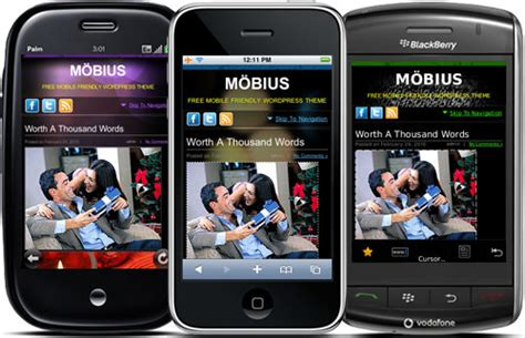 mobile themes best 10 best free wordpress mobile theme for download step by