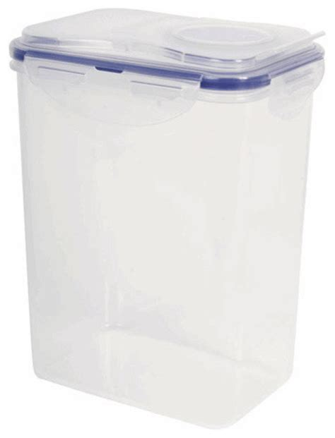 best airtight containers for food storage airtight food storage container 7 6 cup flip top