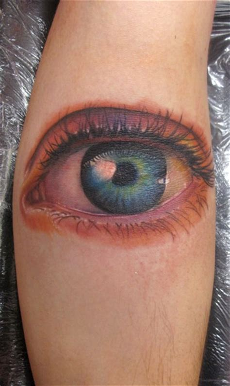 tattoo eye leg eye tattoo on leg tattooimages biz