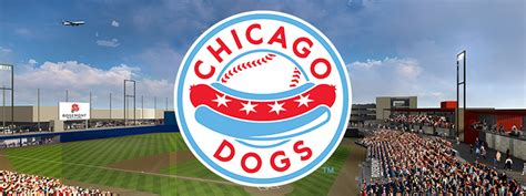 chicago dogs baseball tourism entertainment and convention of rosemont