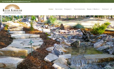 landscapers colorado springs giardino landscape garden design colorado springs co fox valley web design llc