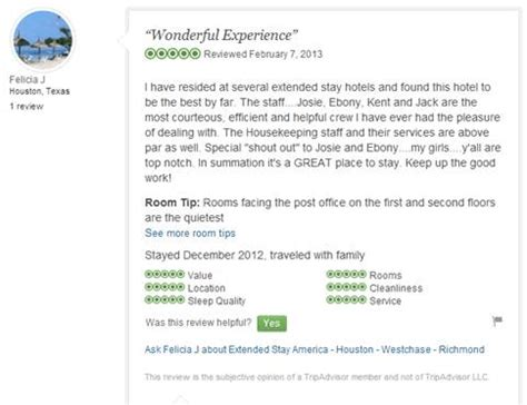 best hotel reviews the the bad and the false reviews on
