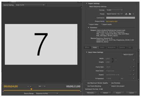 adobe premiere pro mp4 export import and edit h 264 in premiere pro cc cs6 cs5 cs4