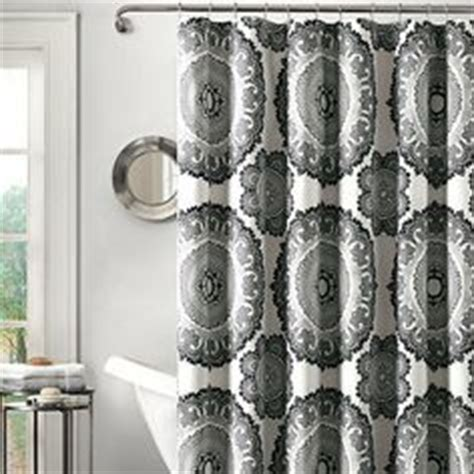 cassandra shower curtain buy m style cassandra 70 inch x 72 inch shower curtain in