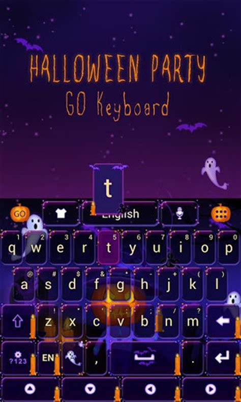 Halloween Keyboard Themes | halloween party keyboard theme for android free download
