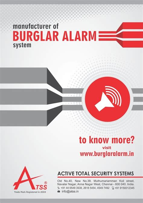 intruder alarm systems chennai india electronic