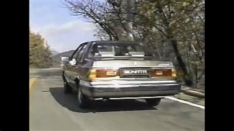 Hyundai Sonata Commercial by Hyundai Sonata 1985 Commercial Korea