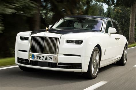 Rolls Royce Phantom 2017 Review Auto Express