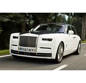 New Rolls Royce Phantom 2017 Review  Auto Express