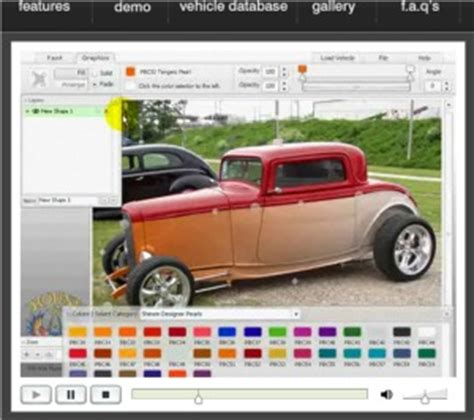 car painting free hotrodhotline newsletter