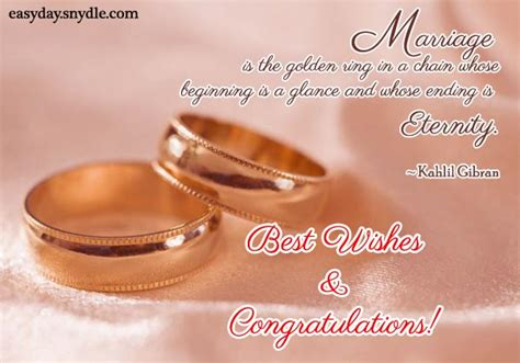 Wedding Wishes For Best by Top Wedding Wishes And Messages Easyday