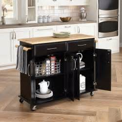 dolly kitchen island cart home styles dolly madison black wood kitchen island cart free shipping today overstock com