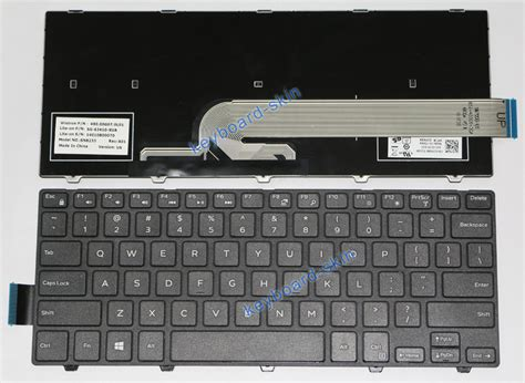 Keyboard Laptop Dell Inspiron 14 3000 14 3441 14 5442 Series new for dell inspiron 14 3000 series 3441 3442 laptop