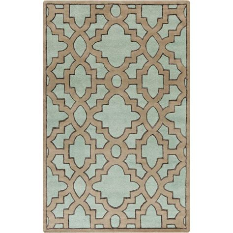 Teal Area Rug 5 X 8 Artistic Weavers Dannevirke Teal 5 Ft X 8 Ft Indoor Area Rug S00151008436 The Home Depot