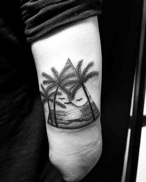 beach tattoos for men 40 small tattoos for seashore design ideas