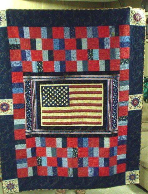 63 best images about flag veteran quilts on