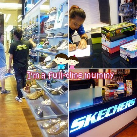 Skechers 1 Utama by I M A Time Mummy Shopping Experience Skechers 1