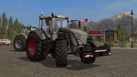Who Invented Ls by Fs17 Janssen Gewicht V 1 0 Farming Simulator 2017 2015