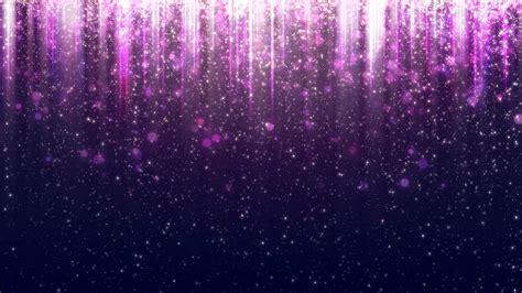 purple light glowing purple lights are falling motion background