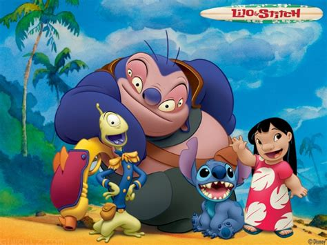 Lilo Stich wallpapers hd desktop wallpapers free amazing lilo and stitch wallpapers