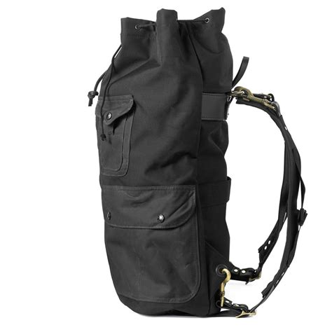 duffle bag or backpack duffle backpack from filson so that s cool