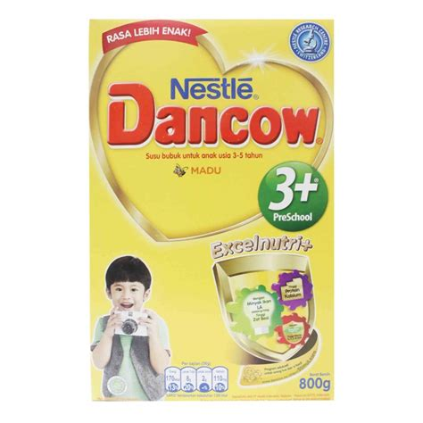 Dancow 1 3 5 Semua Rasa 800gr dancow 1 3 5 800gr madu vanilla termurah elevenia