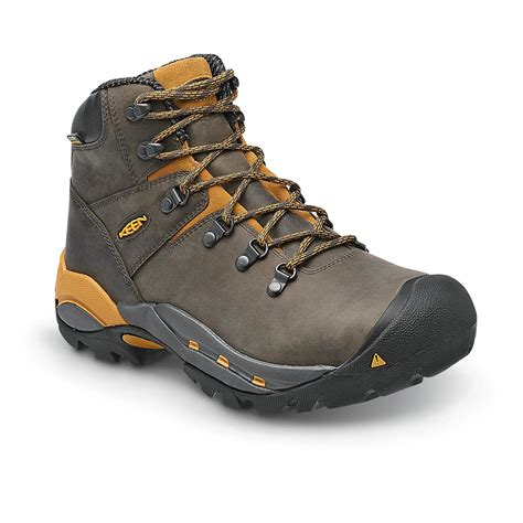 keen work boots for keen cleveland work boots waterproof 652405 work boots