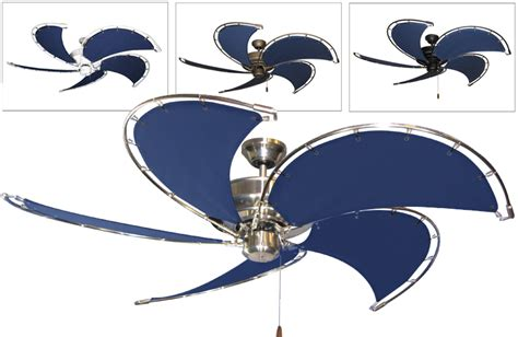 Ceiling Fans Nautical by Raindance Nautical Ceiling Fan With 52 Inch Nautical Blades The California Fan Company