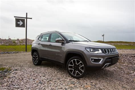 jeep compass limited jeep compass 2018 estreia vers 227 o limited diesel motor