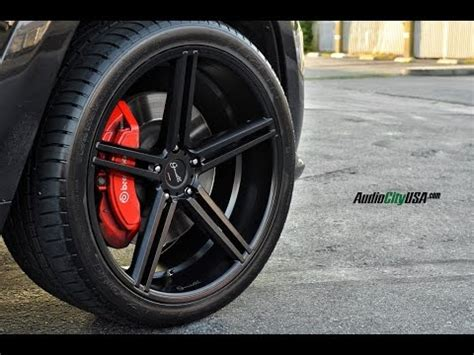 Jeep Grand 2013 Black Rims Jeep Grand Srt 8 2013 With 22 Quot Gianelle Lucca