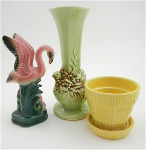 Mccoy Pottery Planters Prices by Mccoy Pottery Collectibles Price Guide