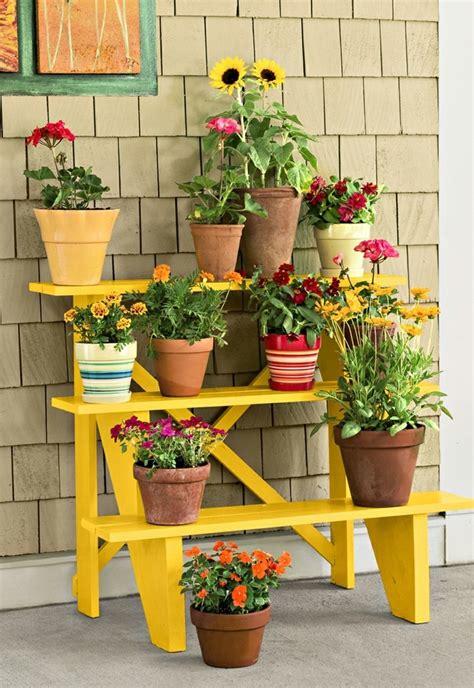 Blumentreppe Selber Bauen by Do It Yourself Ideen F 252 R Die Blumentreppe Im Garten