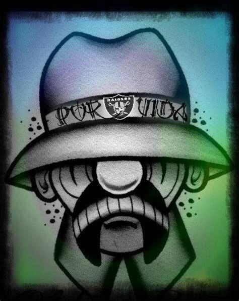 vatos locos tattoo vatos locos por vida all bout da raiders
