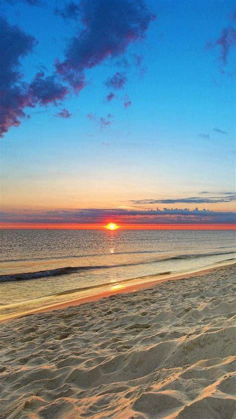 beach sunset wallpaper iphone desktop backgrounds