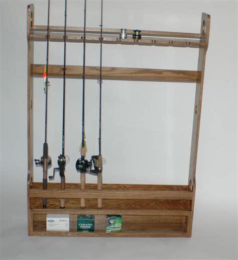 Wood Fishing Rod Rack Plans by Fishing Pole Rack Plans Free Plans Diy Free How