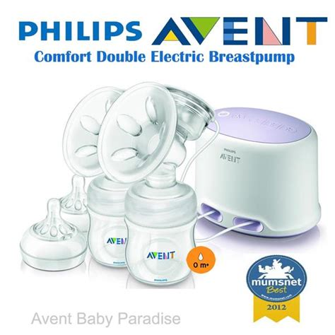 Philips Avent Comfort Electric Breast by Philips Avent Comfort Doubl End 2 12 2017 12 15 Am