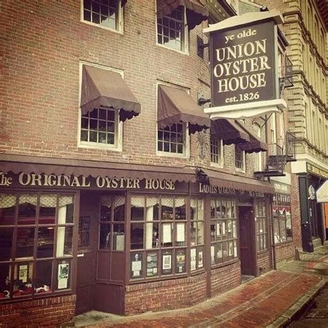 oyster house boston boston oyster house boston pinterest
