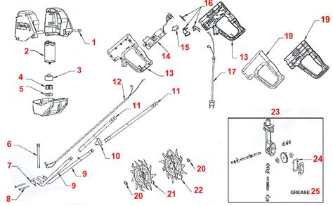 mantis tiller parts diagram mantis tiller parts large selection fast shipping