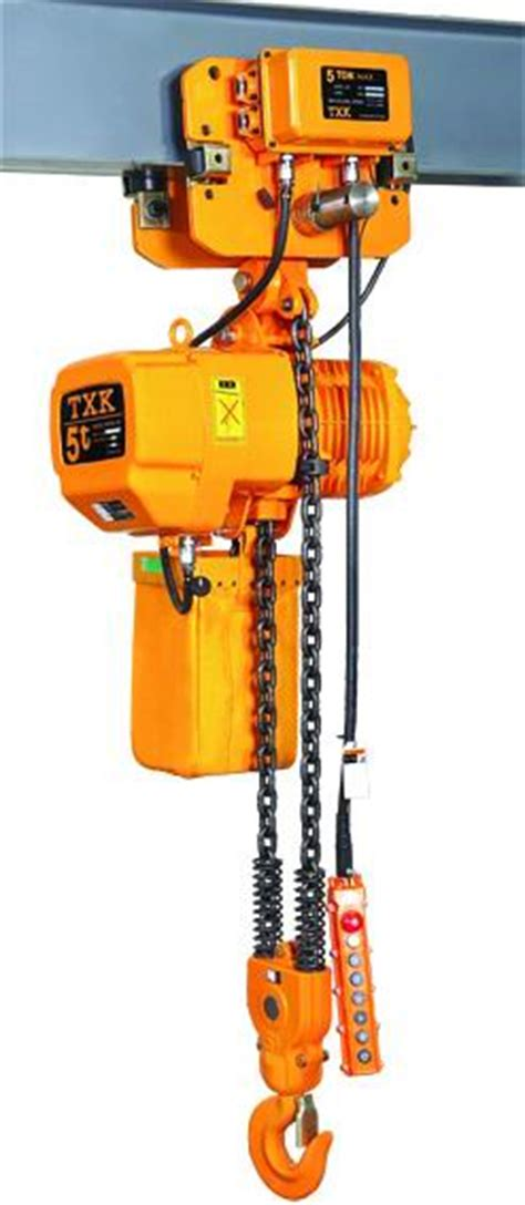 Electric Chain Hoist 7 5 Ton 5 ton electric chain hoist txkjiangsujialihoisting