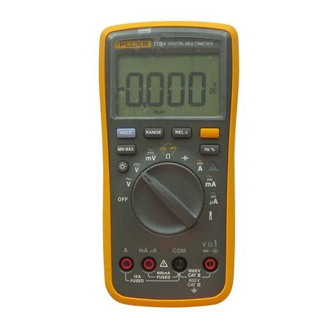 Fluke 17b Multimeter Digital fluke 17b digital multimeter end 8 31 2017 2 49 pm myt