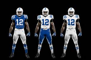 proposed new indianapolis colts uniforms mighty pitbull