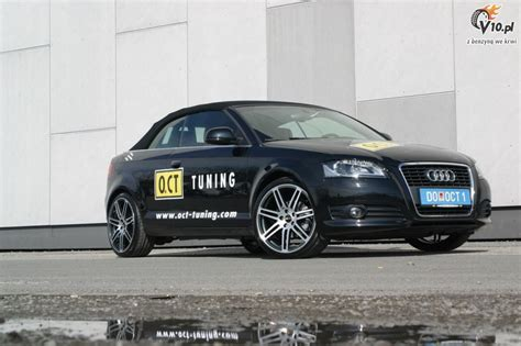 Audi A3 1 8 Tuning by Audi A3 Cabrio 1 8 Tfsi O Ct Tuning 01