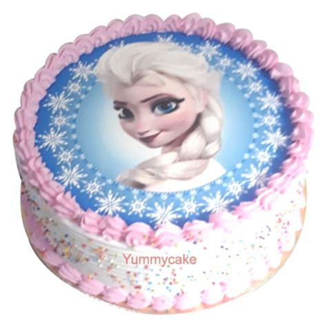 Frozen Elsa Cake for Birthday @1099   Free Home Delivery