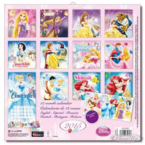 Disney Calendar 2015 New Tlm Merchandising 2015 Littleariel Forum