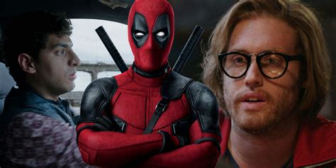 deadpool cast deadpool 2 tj miller teases weasel storyline screen rant