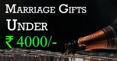 Top 10 Marriage Gifts For Friends Budget Rs 2000   Wedding