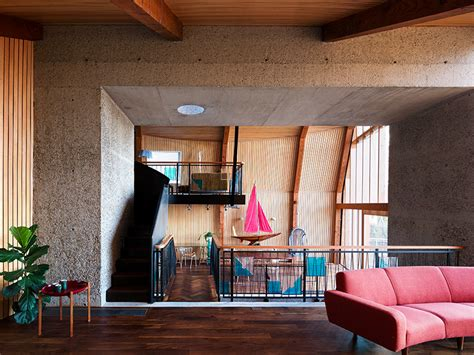 houseboats in dorset mole architects builds the houseboat in dorset for